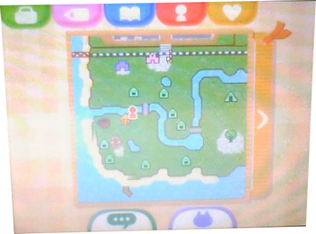 animal crossing carte